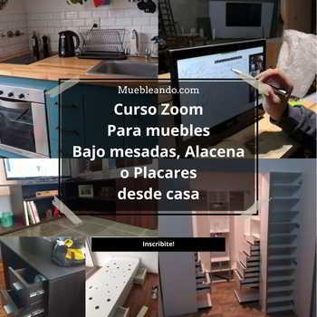 Curso Online Primer mueble en casa